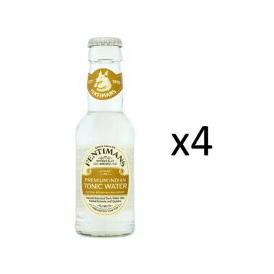 Fentimans Indian Tonic 4-pack