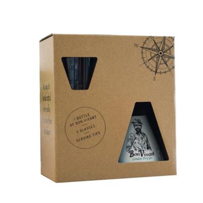 Bon Vivant Gin Gift Box