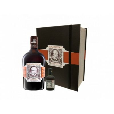 Diplomatico Mantuano Rum Giftpack