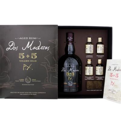 Dos Maderas PX 5+5 + Tasting set