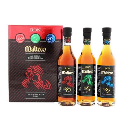 Malteco Rum Triple Pack