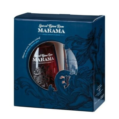 Marama Fijian Spiced Rum gift box