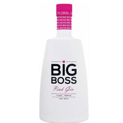 Big Boss Gin Pink
