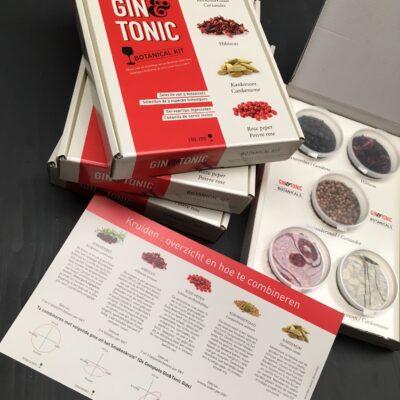 GinTonic Botanical Kit