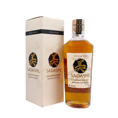 Sadashi Japanese Whisky