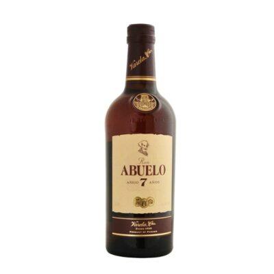 Abuelo Rum 7YO