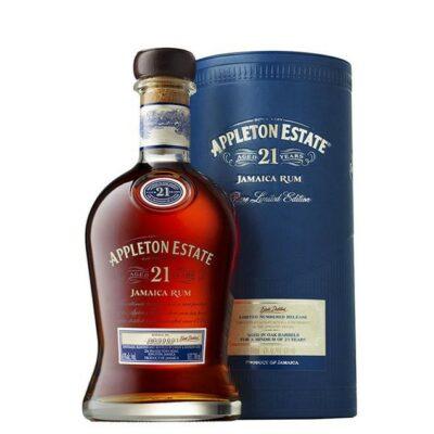 Appleton Estate 21YO Jamaica Rum