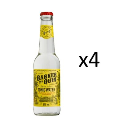 Barker & Quin Indian Tonic