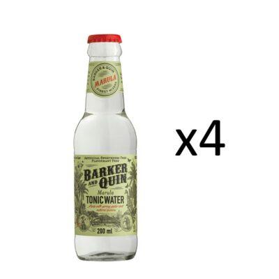 Barker & Quin Marula Tonic 4-pack