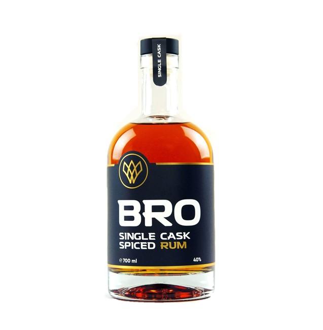 Bro Single Cask Spiced Rum