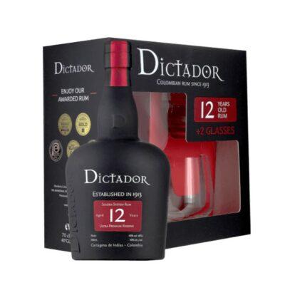 Dictador 12YO Giftpack
