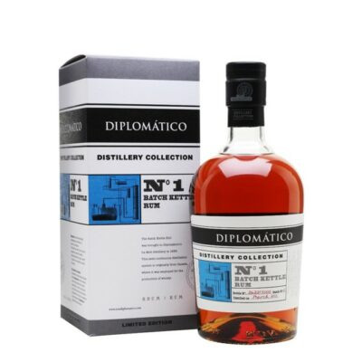 Diplomatico Distillery Collection N°1 Batch Kettle