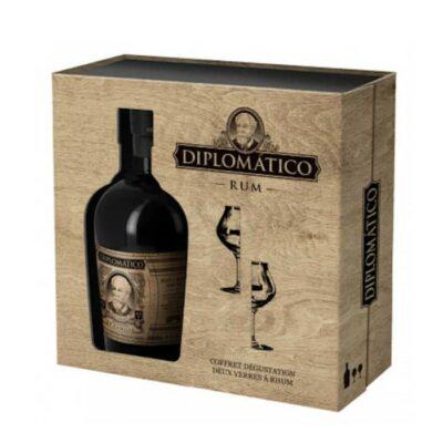 Diplomatico Reserva Familia Gift Box + 2 glazen