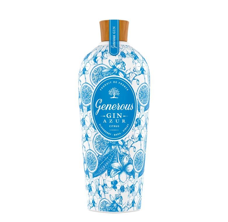Generous Gin Azur