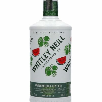 Whitley Neill Watermelon & Kiwi Gin - Limited Edition