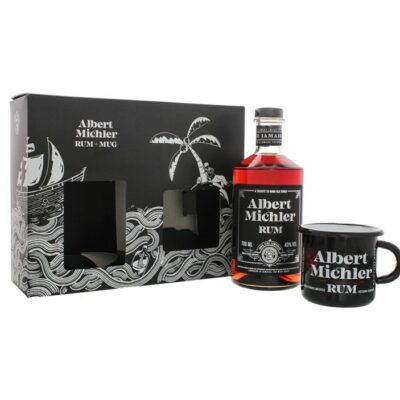 Albert Michler Rum Giftpack + Mug