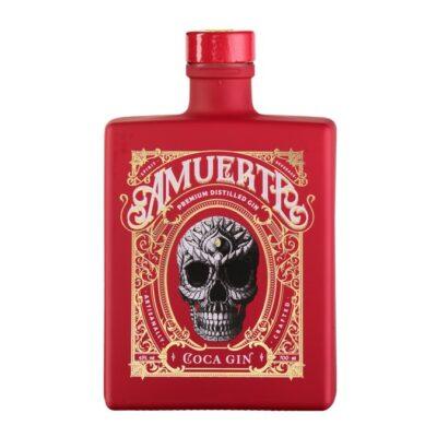 Amuerte Coca Leaf Gin RED