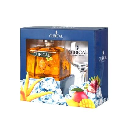 Cubical Mango Gift Box + Copa