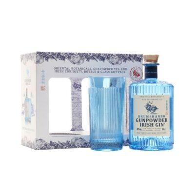 Drumshanbo Gunpowder Irish Gin Gift Box