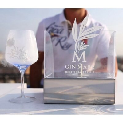 Gin Mare Glass Chiller