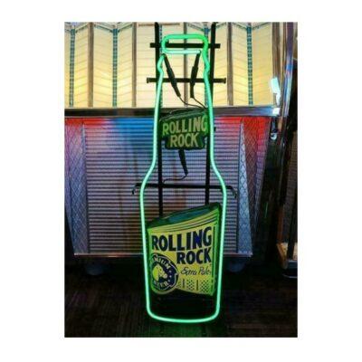 Neon Verlichting Rolling Rock 1