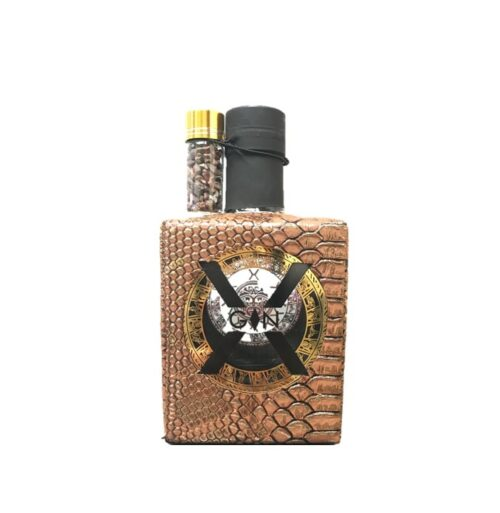 X-Gin Leather Edition Brown