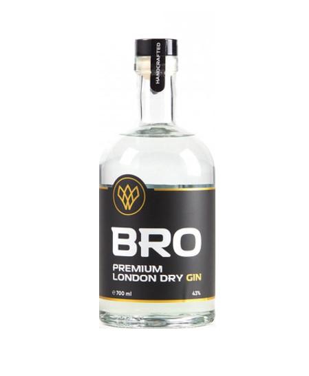 Bro's Premium London Dry Gin - BEL