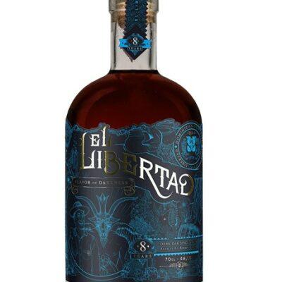 El Libertad Rum Bourbon Cask