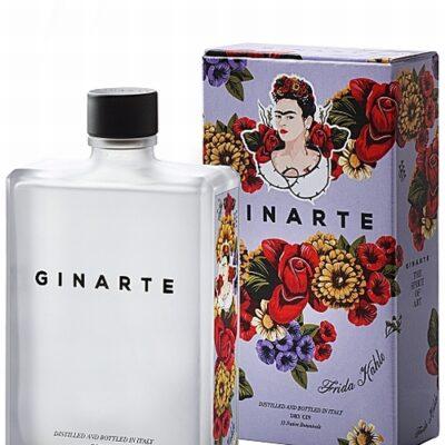 Ginarte Frida Kahlo Dry Gin
