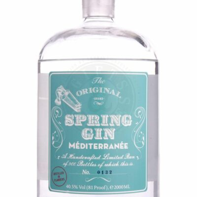 Spring Gin Mediterranee XXL