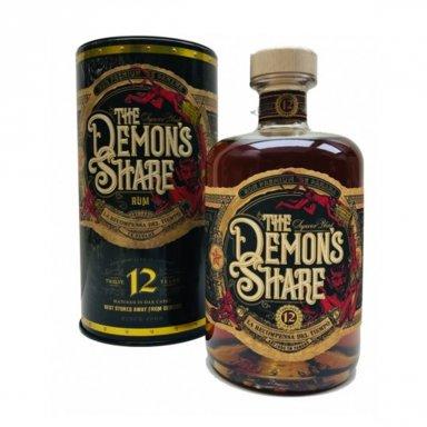 The Demon's Share 12YO Rum